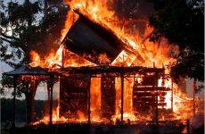 Противопожарный дом