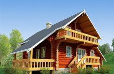 Покраска деревянного дома. Пошаговая инструкция