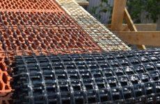 Использование базальтовой сетки в армировании кладки