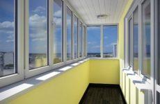 Остекление балкона. Рекомендации