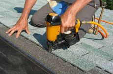 Использование ПВХ и мягкой черепицы, для монтажа на плоских крышах