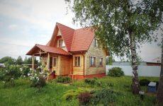 Хорошо иметь домик в деревне!