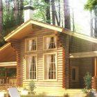 Строительство дачных домиков под ключ