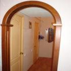 Как сделать арку в дверном проеме своими руками