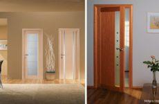 Как выбрать цвет межкомнатных дверей