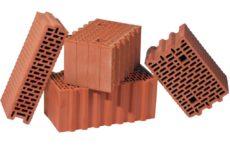 Строительство домов из поризованного кирпича