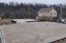 Строительство фундамент дома