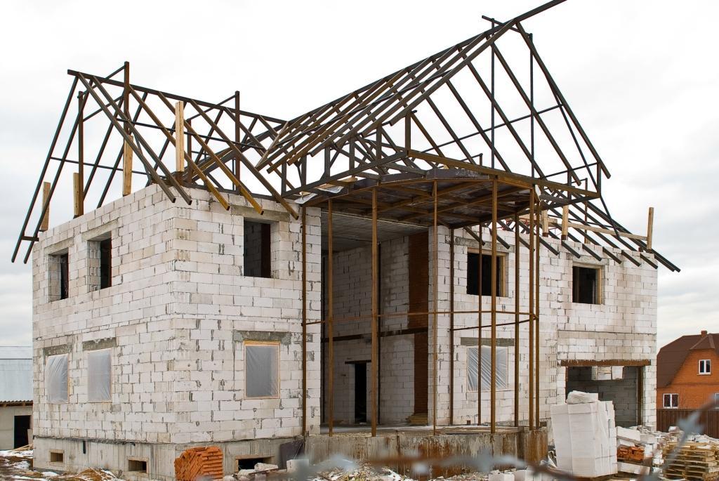 Строительство частного дома из пенобетона от А до Я