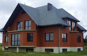 Преимущества и недостатки строительства дома из кирпича