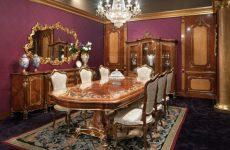 Элитная винтажная мебель в современных интерьерах