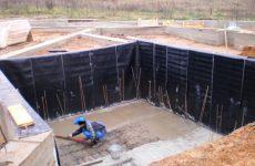 Геомембрана: надежная гидроизоляция в строительстве