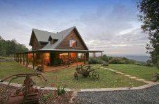 Внешний и внутренний дизайн загородного дома