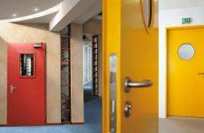Современные требования к противопожарным дверям