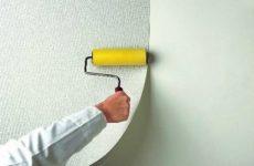 Стеклотканевые обои для красивых стен