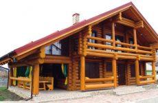 Дом из сруба