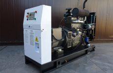 Дизельный генератор – надежный источник электроэнергии