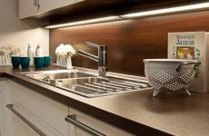 Материал для рабочих поверхностей кухни