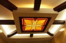 Особенности видов потолочной отделки