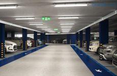 Полы в паркингах – максимальная приспособленность к механическим нагрузкам