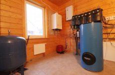 Отопительные котлы для деревянного дома