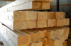 Материал для строительства дома. Профилированный брус