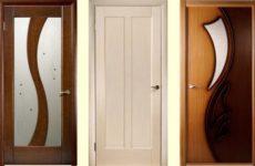 Правильный выбор цвета межкомнатной двери