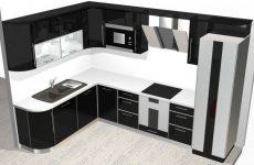 Проект кухонного дизайна