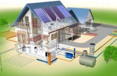 Комфортабельный дом — наличие канализационной системы