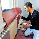 Выбор краски для окрашивания батарей и радиаторов
