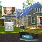 Автономное газовое отопление дома