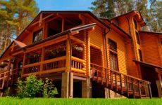 Строительство деревянных объектов под ключ