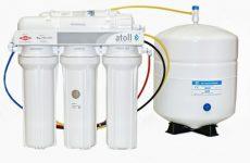 Системы для фильтрации воды