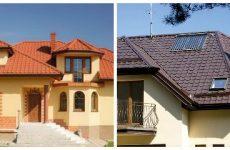 Какого цвета должна быть крыша дома?