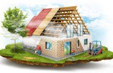 Строительство домов-коттеджей