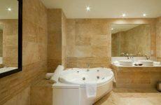 Натяжные потолки Clipso в ванной комнате