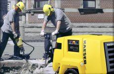 Современное решение — строительные компрессоры