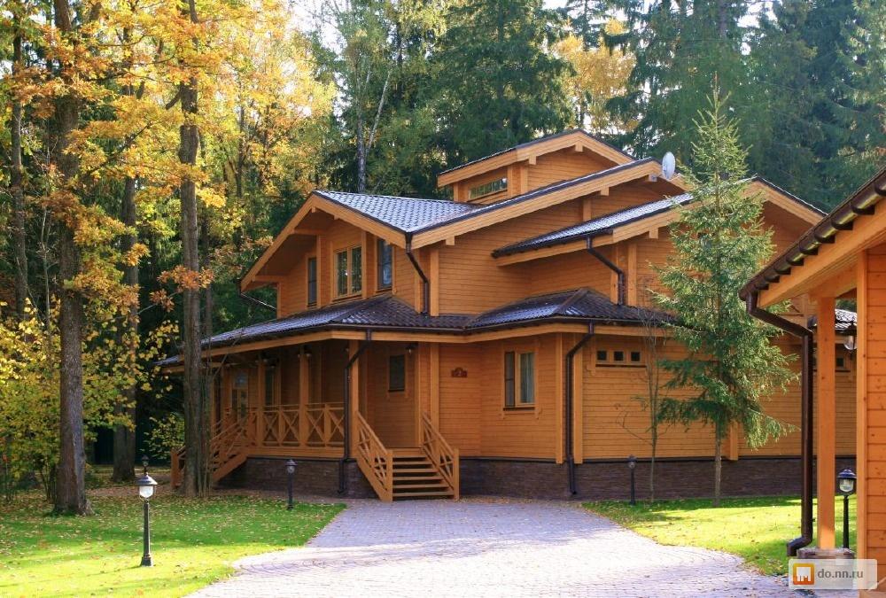 Строительство деревянных домов и коттеджей