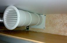 Как сделать вытяжную вентиляцию своими руками